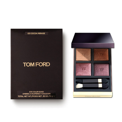 Tom Ford汤姆福特TF四色眼影20# DiscoDust/04#Honeymoon